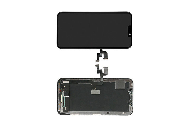 No Spots Iphone LCD Screen Iphone X Repair Screen With Touch Digitizer