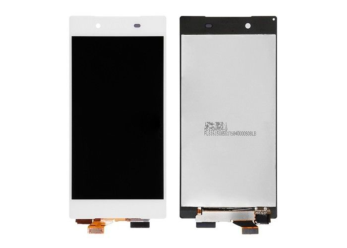 OEM Grade 5.2 Inch Sony LCD Screen Sony Z5 Panel Complete Flexible Touch Function
